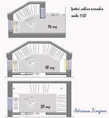 armadio angolare misure cabina armadio in spazi minimi