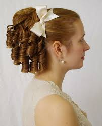 Bun Extension Hair Piece by Single Romantic Ringlet Hairpiece Also