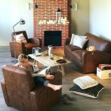 canapé cuir alinea fauteuil cuir alinea canape cuir alinea cuir pour canape le salon