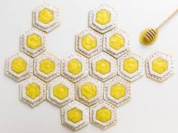 lemon filled honey shortbread recipe hgtv