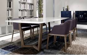 dining room table best white marble top dining table designs