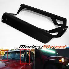 Mounting Brackets For Led Light Bar For 97 06 Jeep Wrangler Tj 50