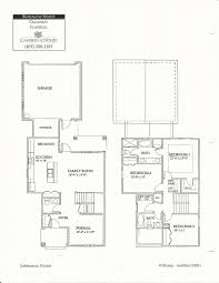 Favorite House Plans Colloway Classical Floor Plans In Celebration Fl Cambridge Homes
