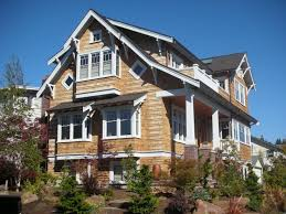 Craftsman Style Houses Beautiful Craftsman Style House In Seattle Cedar Shingle Wide