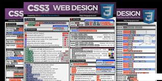 css tutorial pdf for dummies best html and css cheat sheets css author