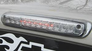 2001 dodge ram 1500 third brake light putco led third brake light review oem comparison youtube