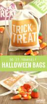 Homemade Halloween Snacks Diy Halloween Treat Bags