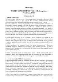dispense diritto commerciale cobasso dispensa diritto commerciale cobasso vol 1 docsity