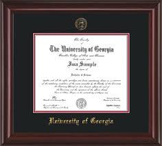 college diploma frames official of diploma frames uga bachelors ma