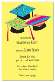 unique ideas for college graduation party invitations templates