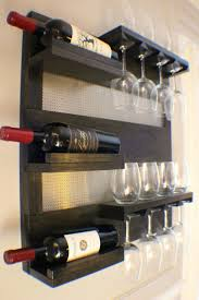 simple modern wine rack med art home design posters