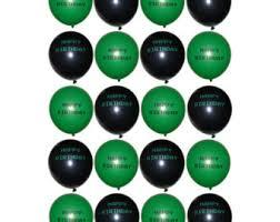 minecraft balloons minecraft balloons etsy