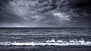 ocean explore wallpapers 1920x1080 wallpaper sea waves surf foam black and white hd