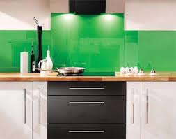 Green Glass Backsplashes For Kitchens 7 Ideas For Backsplash Materials You Can Install In Your Kitchen