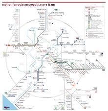 Mole Map How Do I Use Rome U0027s Public Transport