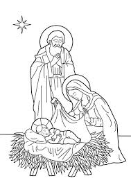 birth of jesus coloring page 95 best bible printables images on pinterest coloring sheets