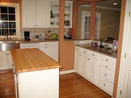 how to clean different types of countertops angie s list butcher block countertop in kitchen