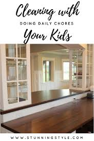 How To Take Care Of Wood Floors Cleaning With Kids Daily Chores U2014 Stunning Style