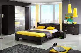 chambre gris et jaune deco chambre gris et jaune awesome moderne chambre à coucher plète
