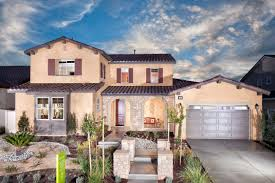 hundreds tour pardee homes u0027 flagstone during grand opening luxury
