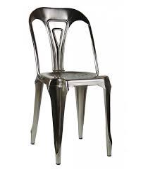 Chaise Industrielle Métal Noir Antique Déco Industrielle Chaise Style Industriel En Métal Vintage Fer Wadiga Com