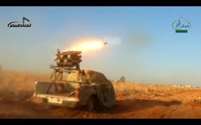 siege mcdonald rufus mcdonald on weapons from anjad al sham