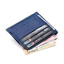 Business Card Case Leather vegetable Tanning Leather Business Card Holder Made By