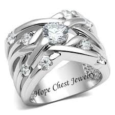 Pictures Of Wedding Rings by Best 25 Wide Band Rings Ideas On Pinterest Silver Ring Designs