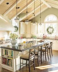 kitchen island breakfast table 30 kitchen islands with seating and dining areas digsdigs