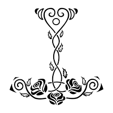 best 25 viking symbol for love ideas on pinterest minimalistic