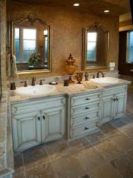 Painted Bathroom Vanity Ideas Colors Love These Painted Bathroom Cabinets And The Lights What I Would