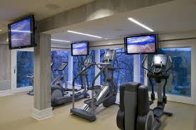 amazing bedroom furniture fully equipped luxury home gym interior