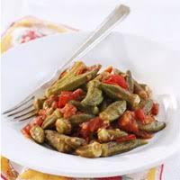 cuisine libanaise facile ragoût de gombos et de viande bemieh yakhneh recette libanaise