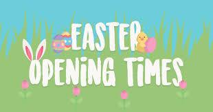 easter opening hours der technology ltd