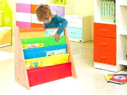 Kid Bookshelf Bookcase Childrens Bookcase Storage Toddler Bookcase Storage