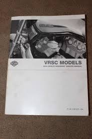2004 harley davidson vrsc models service manual vrod part no