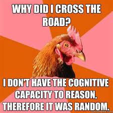 Anti Joke Meme - anti joke chicken memes quickmeme