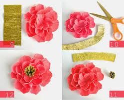 cara membuat bunga dengan kertas hias mahar hantaran surabaya membuat bunga cantik dari kertas krep