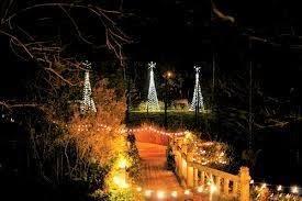hopeland gardens christmas lights christmas in hopelands