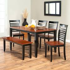 trestle dining table by john thomas furnituredining bench seat finley home palazzo 6 piece dining set with bench table sets at hayneedledining and chairs uk