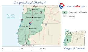map of oregon house oregon congressional districts map find us house representative