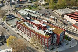 Boxcar Apartments Seattle by Artspace Mt Baker Station Lofts Smr Architects