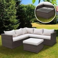 rattan corner sofa 5 seater rattan corner sofa set with coffee table 639 99