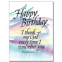 christian birthday cards buy religious birthday card assortment