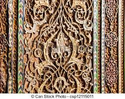 wood wall carvings wall decor in uzbekistan wood carved ornament in a ancient