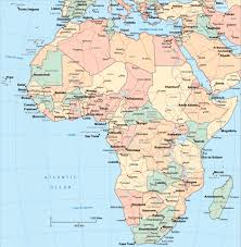 Angola Africa Map by Map Of Saudi Arabia And Africa Wiring Get Free Images About