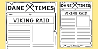 viking writing template ks2 vikings writing frames and worksheets primary page 1