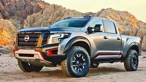 nissan truck titan nissan titan warrior concept interior and exterior walkaround