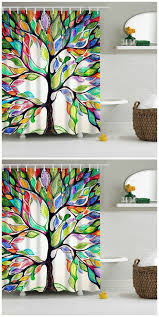 Bathroom Window Treatment Ideas Colors Top 25 Best Colorful Shower Curtain Ideas On Pinterest Kids