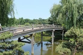 Botanic Garden Glencoe Chicago Botanic Garden Bridge To Japanese Garden Picture Of
